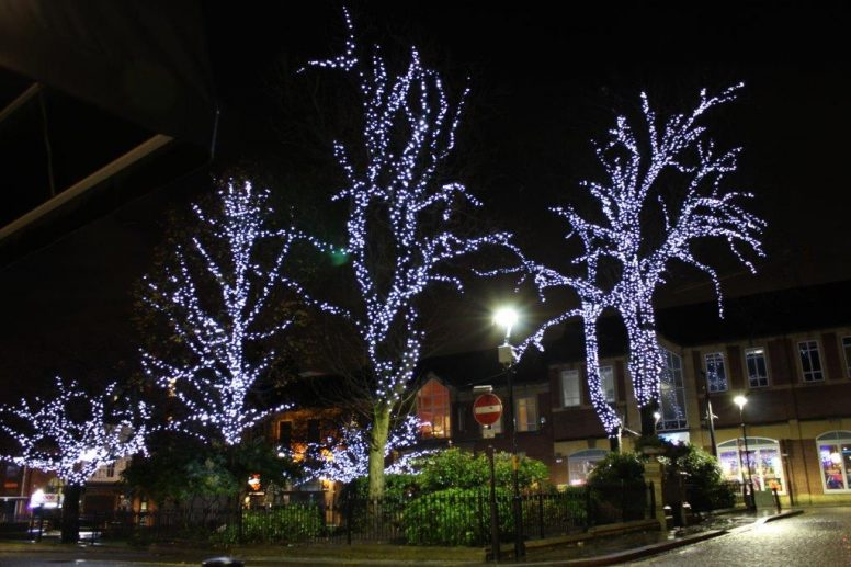 Bolton Festive Lighting