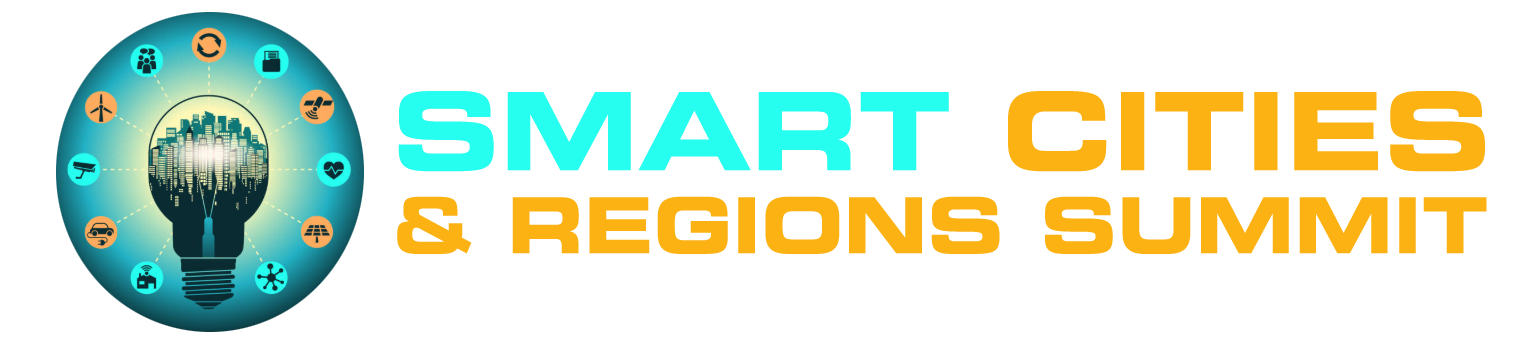Smart Cities and Regions Summit 2019 logo