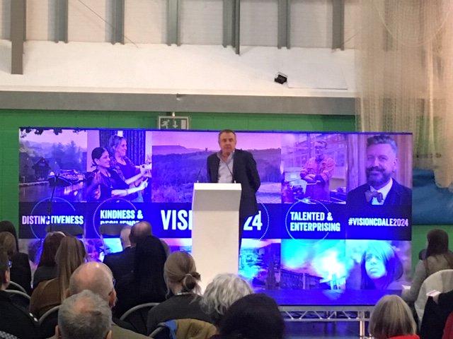 John Fox - Calderdale Council Inspire